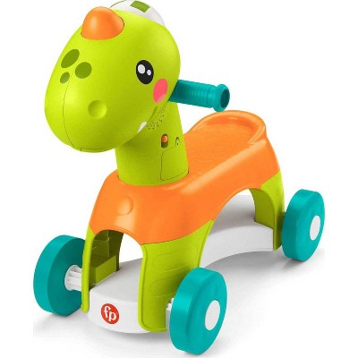 Fisher-Price Paradise Pals Roll & Roar Dino