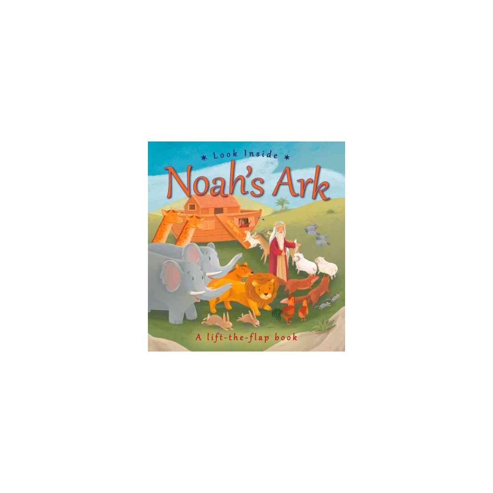 Look Inside Noah's Ark (Hardcover) (Lois Rock)