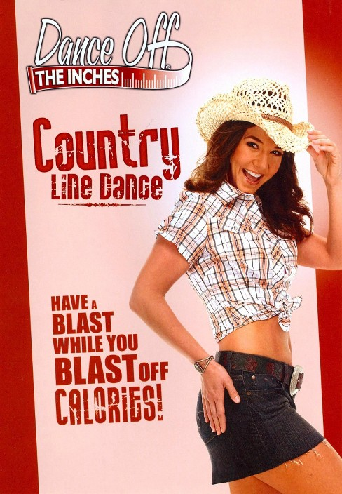 Dance off the inches:Country line dan (DVD) - image 1 of 1