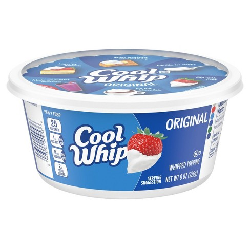 Cool Whip Original Frozen Whipped Topping - 8oz - image 1 of 4
