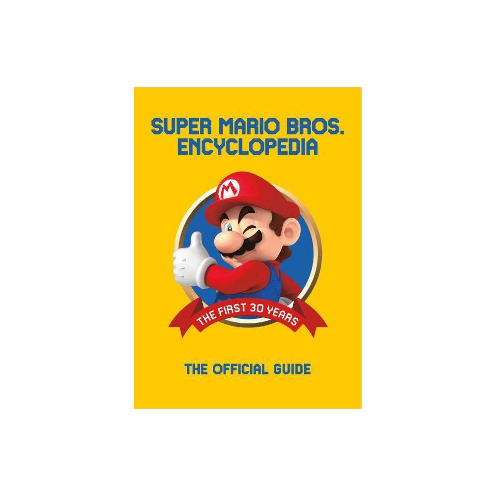 Super Mario Encyclopedia - (Hardcover) Cheap