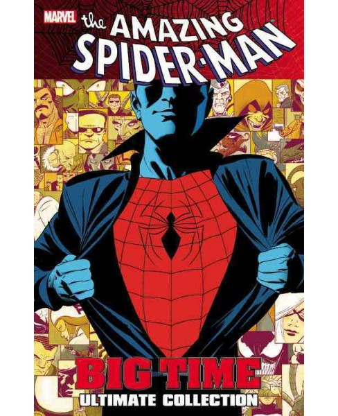 Spider-Man: Big Time Ultimate Collection (Paperback) - image 1 of 1
