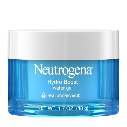 Neutrogena Hydro Boost Hydrating Water Gel Face Moisturizer - 1.7 Fl Oz    Target 582eba63b6
