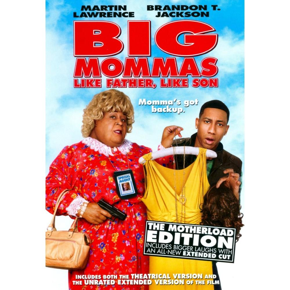 Big Mommas: Like Father, Like Son (dvd_video)