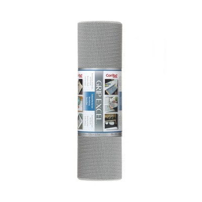 """Con-Tact Grip Excel Single Pack 20""""x24' - Cool Gray"""