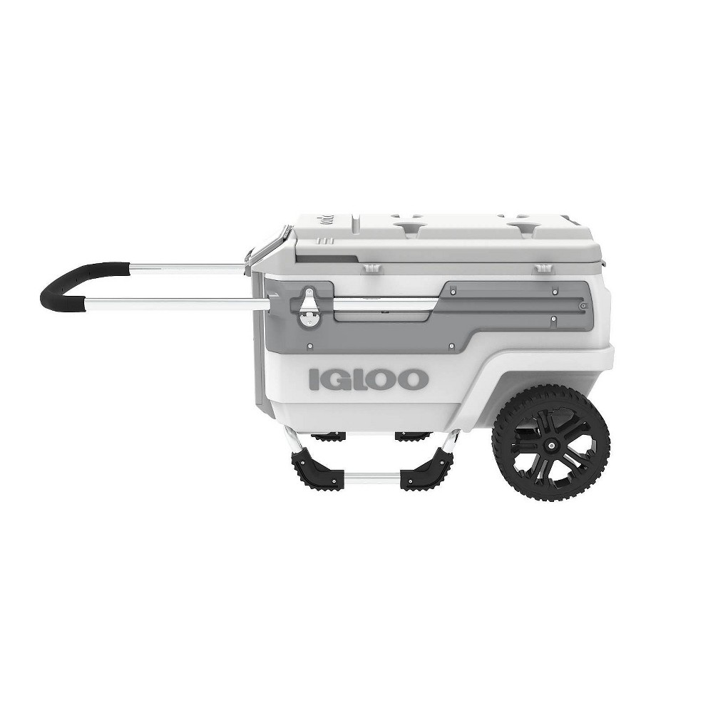 Cheap Igloo Trailmate Marine Hard Sided Portable 70qt Cooler - White