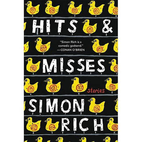 Hits and Misses - by  Simon Rich (Hardcover) - image 1 of 1