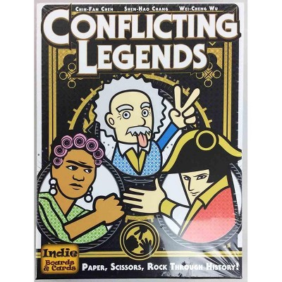 Conflicting Legends Board Game