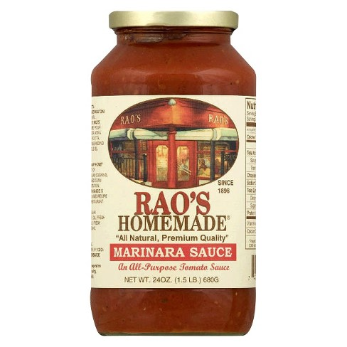 Raos Homemade Marinara Sauce - 24oz - image 1 of 3
