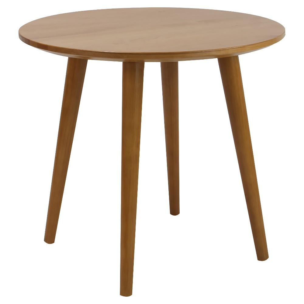 End Table - Solid Wood Top - Flora Home