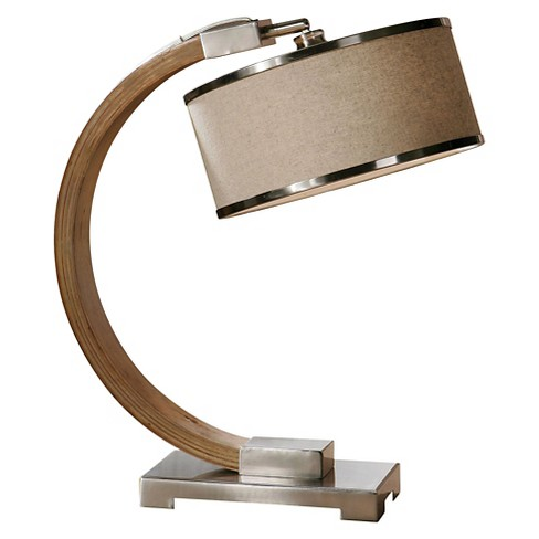 Uttermost Metauro Desk Lamp - Wood (Lamp Only) - image 1 of 1