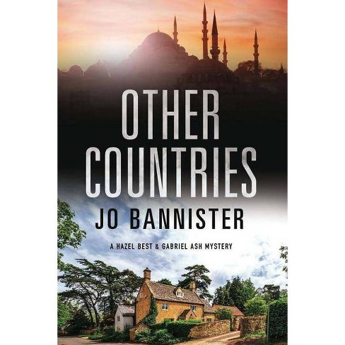 Other Countries - (Gabriel Ash Mystery) by  Jo Bannister (Hardcover) - image 1 of 1