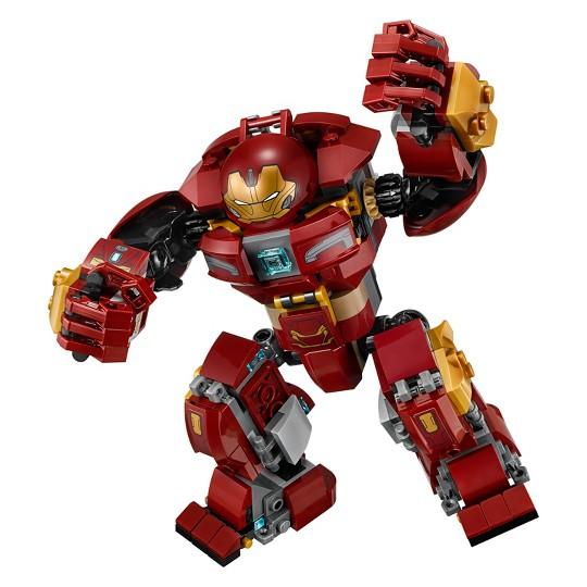 LEGO Super Heroes Marvel Avengers Movie The Hulkbuster Smash-Up 76104 image number null