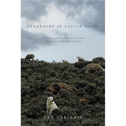 Shepherds of Coyote Rocks - by  Cat Urbigkit (Hardcover) - image 1 of 1