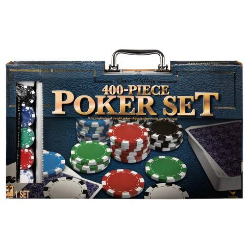 400pc Poker Game Set - image 1 of 4