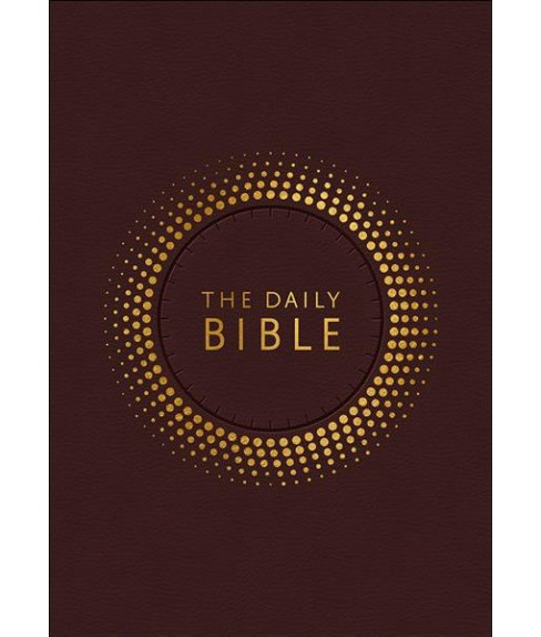 Daily Bible : Milano Softstone (Hardcover) (F. Lagard Smith) - image 1 of 1