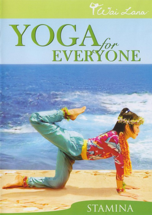 Wai lana:Yoga for everyone stamina (DVD) - image 1 of 1