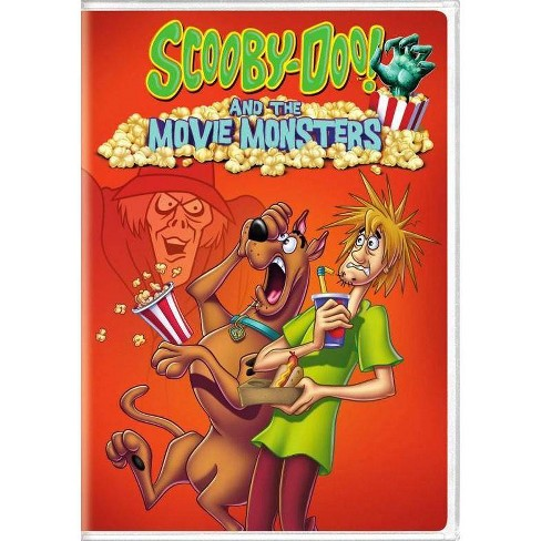Scooby-Doo & The Movie Monsters (DVD) - image 1 of 1