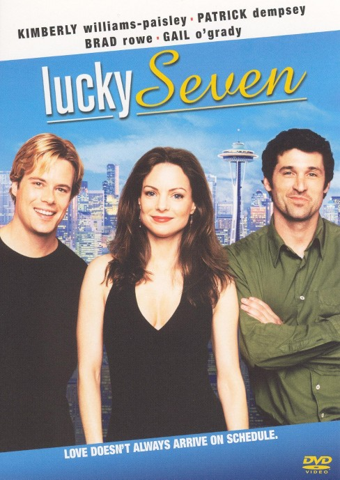 Lucky seven (DVD) - image 1 of 1