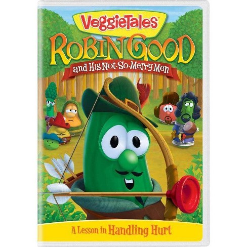 Veggie Tales: Robin Good & His Not So Merry Men (DVD) - image 1 of 1