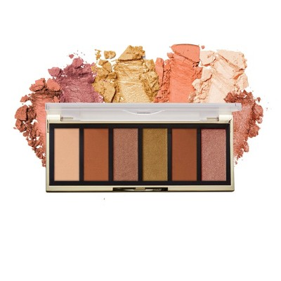 Milani Most Wanted Palettes Burning Desire - 0.18oz