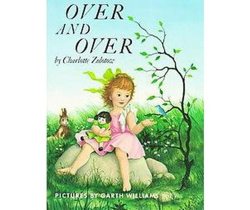 Over and over (Paperback) (Charlotte Zolotow) - image 1 of 1