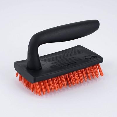 Char-Broil Nylon Grill Scrub Brush Black/Red