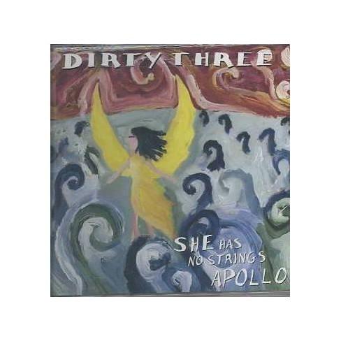 Dirty Three - She Has No Strings Apollo (CD) - image 1 of 1