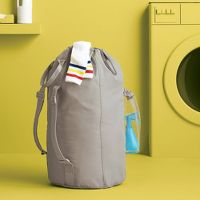 Room Essentials Laundry Bag with Pocket