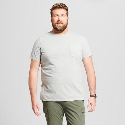 b198e03c44b8 Men's Big & Tall Standard Fit Short Sleeve Crew Neck T-Shirt - Goodfellow &