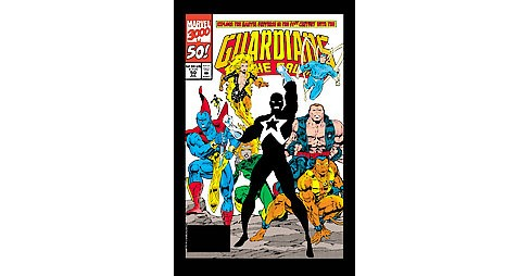 Guardians of the Galaxy In the Year 3000 2 (Paperback) (Michael Gallagher) - image 1 of 1