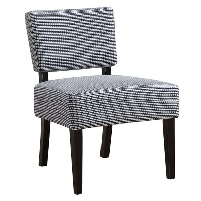 Accent Chair Abstract Dot Fabric - EveryRoom