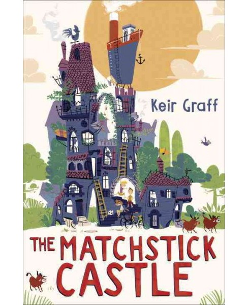 Matchstick Castle (Unabridged) (CD/Spoken Word) (Keir Graff) - image 1 of 1