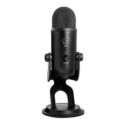 Yeti Blackout Microphone