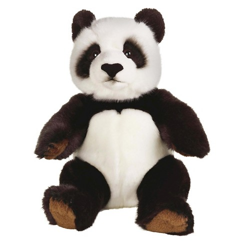 Lelly National Geographic Panda Bear Plush Toy Target