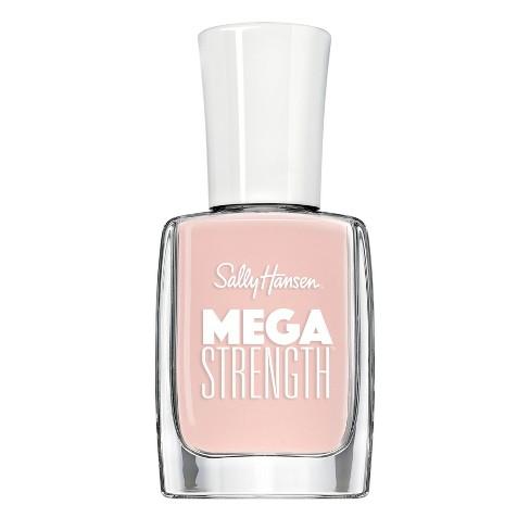 Sally Hansen Mega Strength Nail Color - .4 fl oz - image 1 of 4