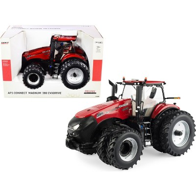 """Case IH AFS Connect Magnum 380 CVX Drive Red """"Prestige Collection"""" Series 1/16 Diecast Model by ERTL TOMY"""