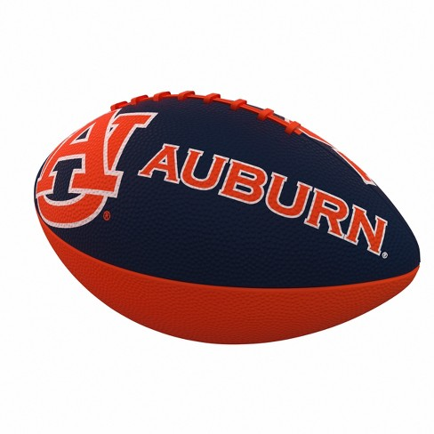 NCAA Auburn Tigers Combo Logo Junior-Size Rubber Football - image 1 of 1