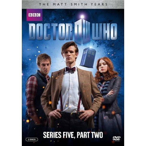 Doctor Who: Series Five, Part Two (DVD) - image 1 of 1