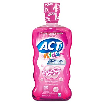 Mouthwash: ACT Kids