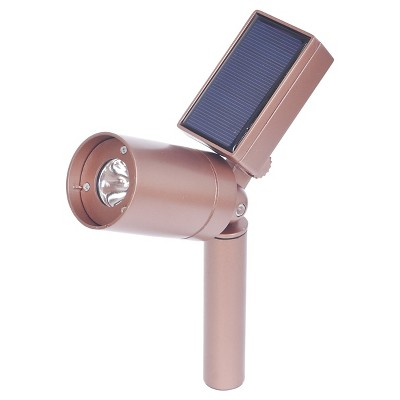 Outdoor LED Spotlight - Copper Finish - Smith & Hawken™