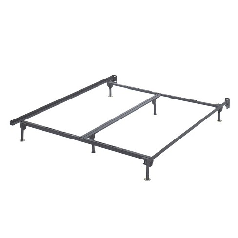Frames and Rails Bolt on Bed Frame Black (Queen/King/Cal King) - Signature Design by Ashley - image 1 of 1