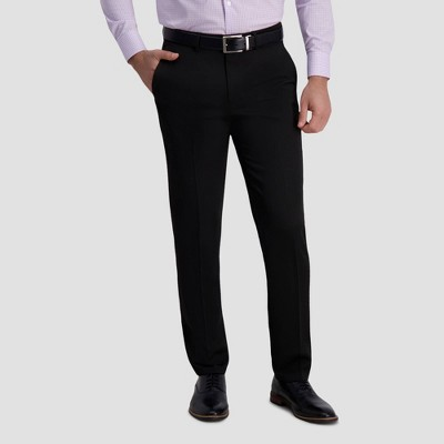 Haggar H26 Men's Flex Series Slim Fit Dress Pants