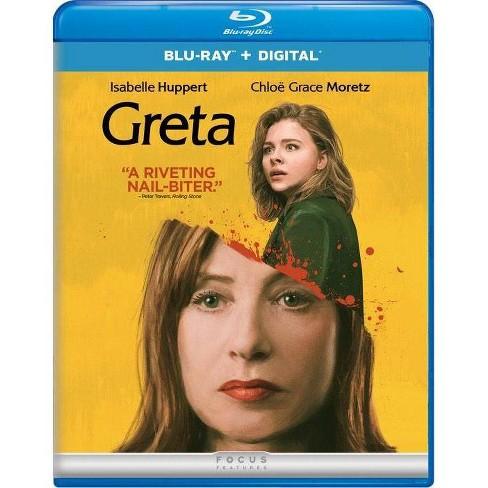 Greta (Blu-ray) - image 1 of 1