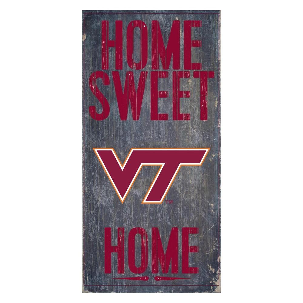 Virginia Tech Hokies Home Sweet Home Sign