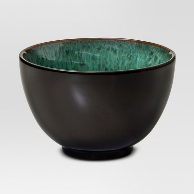 Belmont Stoneware Reactive Noodle Bowls Set of 4 - Threshold™