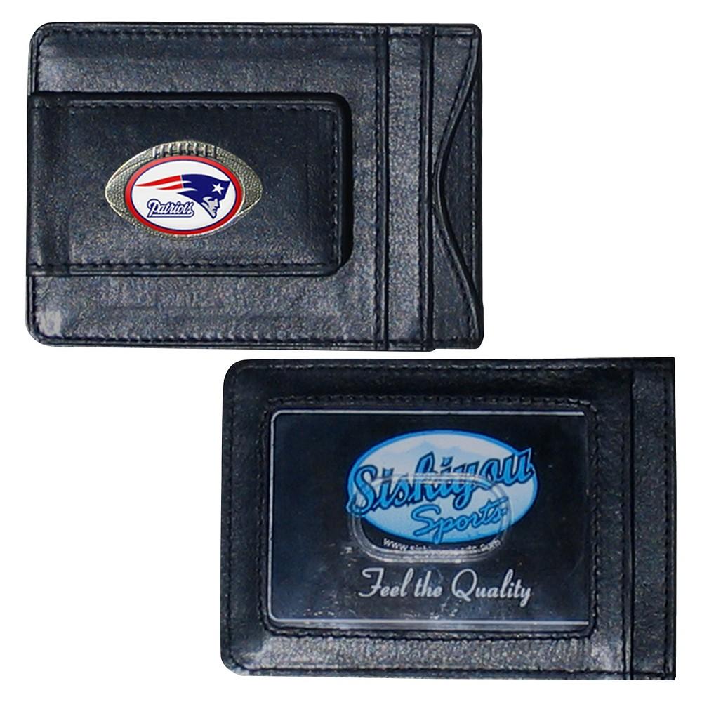 NFL New England Patriots Siskiyou Cardholder Wallet, Boy's NFL New England Patriots Siskiyou Cardholder Wallet Gender: Male. Age Group: Kids. Pattern: Team logo.