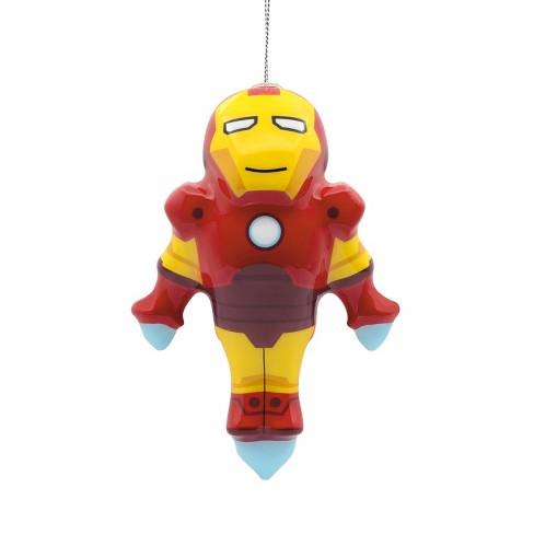 - Hallmark Marvel Iron Man Decoupage Christmas Ornament : Target