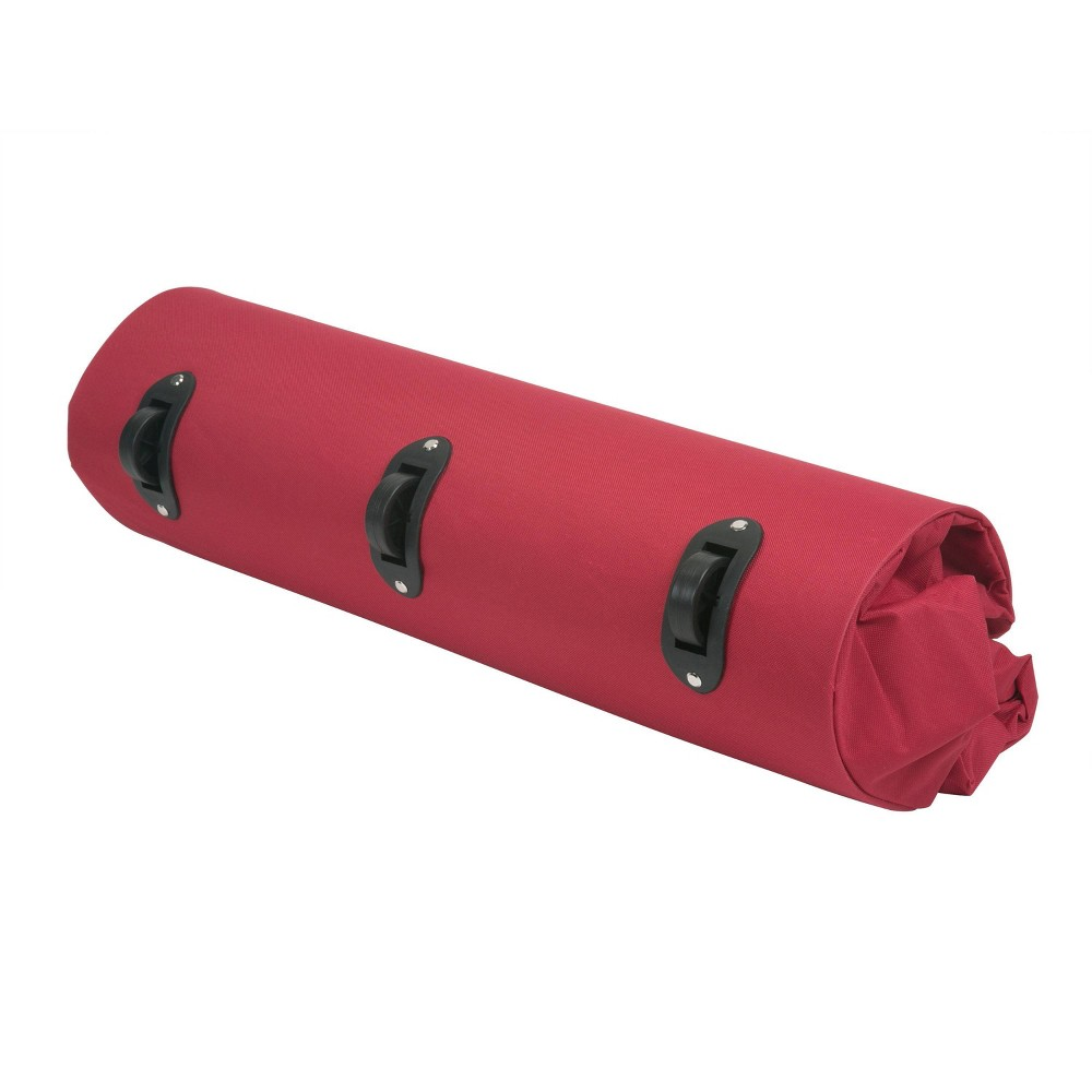 Image of 11ft Rolling Tree Bag with Wheels - Simplify, Red