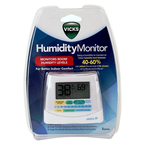 Vicks Humidity Monitor - image 1 of 2
